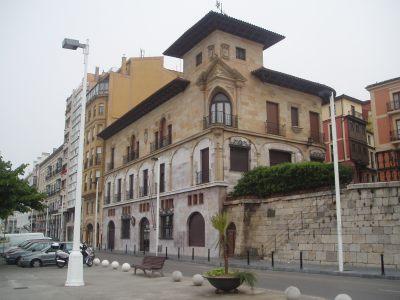 Casa de Paquet gijon2